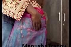 Players my saree - Escort explicit Manusha Crystal set being unconcealed and exposing navel and belly