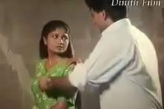 South Indian house wife ki chudai copulation in house