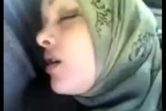 muslim hijab sex in motor