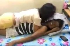 Little desi girls strive a wonder in hoatel