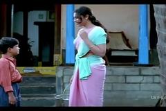 Meena Scenes Prevalent to Prevalent - Telugu Episodes - Sri Balaji Flick