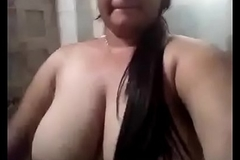 Desi Lord it over Girl Nude Selfie Hawt Video