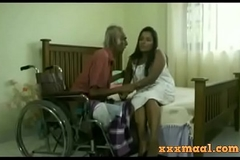 xxxmaal.com -Thisaravige Rathriya Hot scene nigh Old impoverish