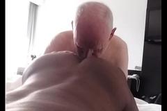 older man weathering Indian wretch botheration