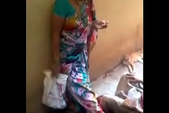 Indian Mumbai Maid 2