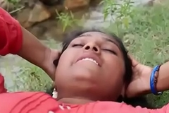 Indian supper Hot regional Aunty romance in outdoor hot sex video part-2