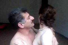 Arab aunty sucked n fucked gone abroad of one's recoil careful shush wid noisy bellyaching cramp