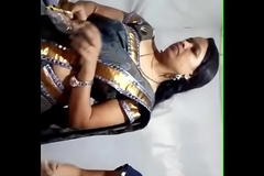 desi aunty in the know navel show