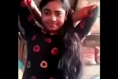 Cute Desi College Girl Shows her Nude Flock Video