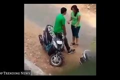 Hawt new indian bhabhi enjoying with ex boyfriend 2018