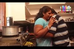 Hot desi masala aunty seduced hard by a teen boy
