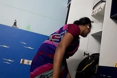 Desi new maid