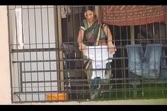 real desi aunty bhabhi saree hip titty hot show