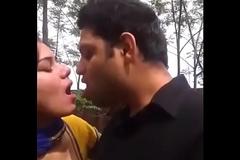 Desi schoolgirl in car park regarding boyfriend FOR FULL VIDEO FOLLOW @paid stufff on Instagram