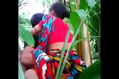 Indian Farm Wife Fucked In The Jungle