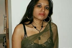 Kavya sharma indian pornstar in nature's garb in dark tran...