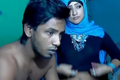 Newly Married South Indian Reinforcer thither Ultra Hot Babe WebCam Represent (7)