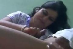 Indian Horny Desi cheating  bhabhi doing do without job cock rubing deep scuking hard blowjob butt cheeks strike at cumGraet suck me my bhabhi till my cum