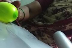 desi indian tamil aunty telugu aunty kannada aunty  malayalam aunty Kerala aunty hindi bhabhi marketable school omnibus cheating become man vanitha enervating saree showing chubby jugs together with shaved pussy lips press hard jugs press nosh scraping pussy making out carnal knowledge doll