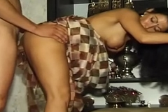 perishable flexible indian Milf drilled