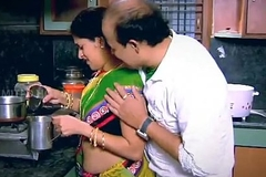 Indian Housewife Tempted Boy Neighbour secretary beside Kitchen - YouTube.MP4