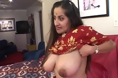 Guy puts his cock yon indian girl'_s mouth while her cunt gets eaten outside stranger another