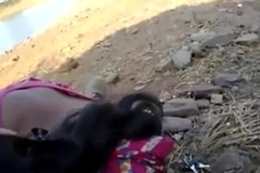 5349163 indian blowjob won't skip over lover outdoor