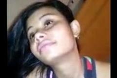 Cute Indian Girlfriend Blow job - FuckMyIndianGF.com