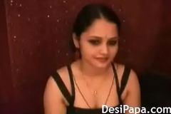 Indian Wife Sonia Bhabhi Fisting Carnal knowledge