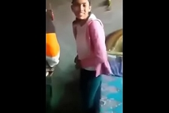 Indian college dame fucked by seceret b.f in room