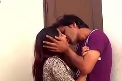 Indian Boyfriend Girlfriend Romance - Nipple Show