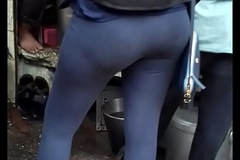 INDIAN JEANS ASS GAND