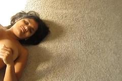 sexy teen indian slut swati gupta playing far self