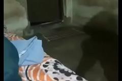 Mallu aunty fun with audio