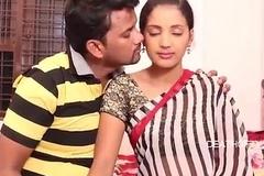 Romantic Bhabhi Made-up Young Boy Be incumbent on Romance