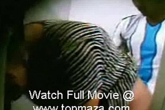 Hawt desi couple sex in come down with cafe