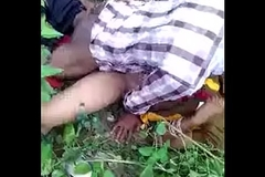 Indian Porn in Jungle
