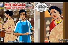Velamma Episode 67 - Mummy Masala &ndash Velamma Spices up her Sex Life!