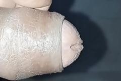 Tiny cock sexy void urine