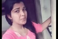 Malayali teen selfie for day
