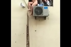 nude in public place