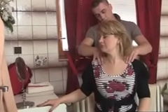 hot mother in law seduced by his stepson -xtube5xxx porn video
