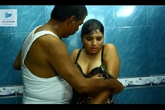Sexy Indian Bhabhi Romance with Plumber
