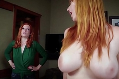Mom Made Me Impregnate the whole ass training -Lady Fyre Vintage #2