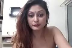 smoking indian babe