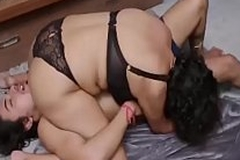 Indian fuck movie desi unsatisfied aunty big boobs mummy nude nipples fucked hard by her daughters husband