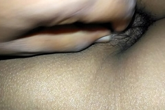 Sleeping Indian enjoyment from movie girl wet vagina