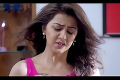 Nikki Galrani boobs show