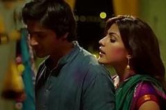 Rhea Chakraborty Hawt Giving a kiss Scene   Sonali Mailgram