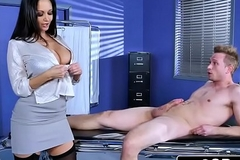 Doctor Ava Addams Desires Big Horseshit